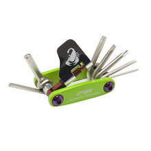Bicycle Wrench Set Crops Smartsaver EX - Green