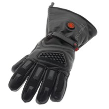 Heated Ski/Motorcycle Gloves Glovii GS1 - Black