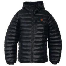 Heated Men's Jacket Glovii GTM - Black