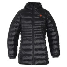 Heated Women's Jacket Glovii GTF - Black