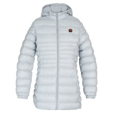 Heated Women's Jacket Glovii GTF - White