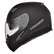 Motorcycle helmet Cassida Integral 2.0 black matt