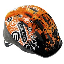 Kids helmet KELLYS MARK - Orange