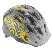 Kids helmet KELLYS MARK - Black