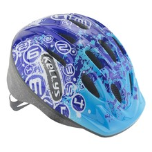 Kids helmet KELLYS MARK - Blue