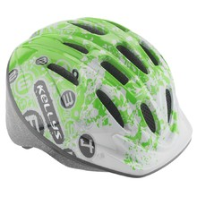 Kids helmet KELLYS MARK - Green