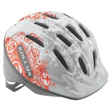 Kids helmet KELLYS MARK - White