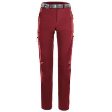 Women's Pants FERRINO Hervey Winter Woman New - Bordeaux