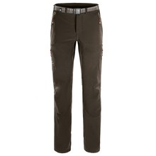 Men's Pants FERRINO Hervey Winter Man New - Iron Brown