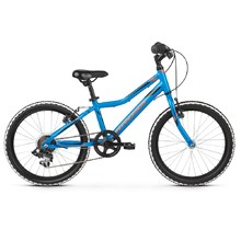 "Children's Bike Kross Hexagon Mini 1.0 20"" – 2020 - Blue / Orange Glossy"