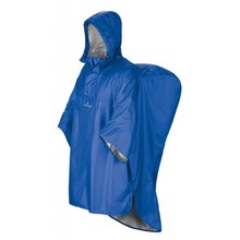 Poncho Raincoat FERRINO Hiker - Blue