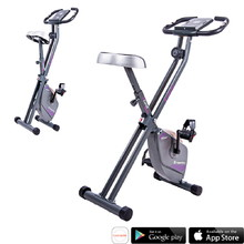 Folding Exercise Bike inSPORTline inCondi UB20m II