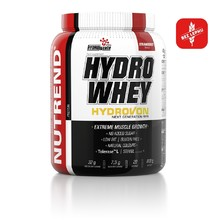Native Whey Protein Isolate Nutrend Hydro Whey 800g