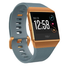 Smart Watch Fitbit Ionic - Slate Blue/Burnt Orange