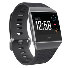Smart Watch Fitbit Ionic - Charcoal/Smoke Gray