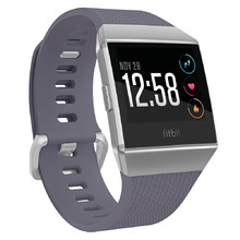Smart Watch Fitbit Ionic - Blue-Gray/White