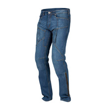 Men's Moto Jeans REBELHORN Hawk - Blue