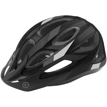 Cycling Helmet Kellys Jester - Black-Grey