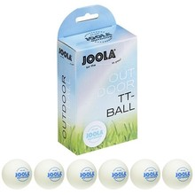 Outdoor Table Tennis Ball Set Joola – 6 Pieces