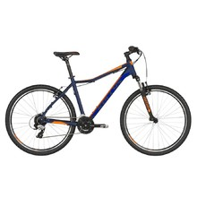 "Women's Mountain Bike KELLYS VANITY 20 26"" – 2019 - Neon Orange Blue"