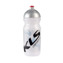 Water bottle KELLYS GOBI 0,5 l - White Grey