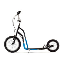 Yedoo City Scooter - Black-Blue