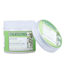Cannabis Gel Botanico 100 ml for Aching and Fatigued Muscles