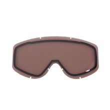 Replacement Lens for Ski Goggles WORKER Gordon - Smoked Mirror