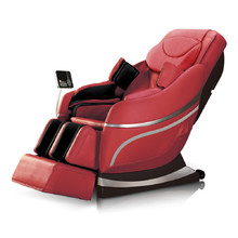 Massage chair inSPORTline Mateo - Red