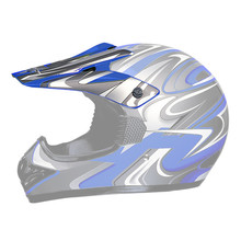 Replacement Visor for WORKER MAX 606-1 Helmet - Blue