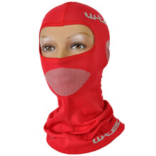 Multifunctional protecting balaclava W-TEC Raper - Red