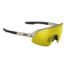 Cycling Sunglasses Kellys Cyclone HF - Sandstorm Grey