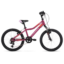 "Children's Bike Kross Lea Mini 2.0 20"" – 2020 - Pink / Orange Matte"