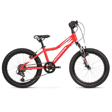 "Children's Bike Kross Level Mini 2.0 20"" – 2020 - Red / White Glossy"