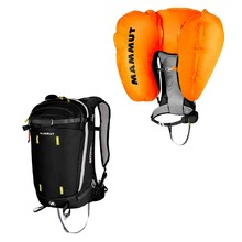 Avalanche Backpack Mammut Light Protection Airbag 3.0 30L - Phantom