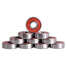 Bearings FOX PRO ABEC 9 - Red