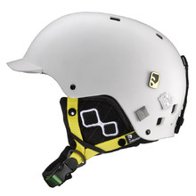 SALOMON Brigade Helmet - White Matt