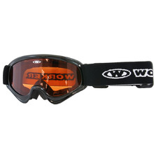 Kids ski goggles WORKER Sterling - Black