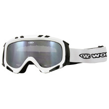 Ski goggles WORKER Cooper - White Graphics