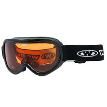 Kids ski goggles WORKER Miller - Black