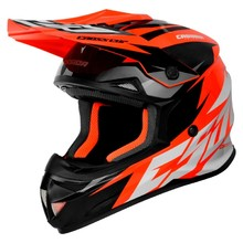 Motocross Helmet Cassida Cross Cup Two