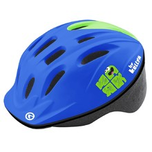 Children's Bicycle Helmet KELLYS Mark 2018 - Blue-Green