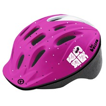 Children's Bicycle Helmet KELLYS Mark 2018 - pink-white