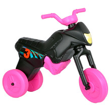 Toddler Enduro Maxi - Black-Pink
