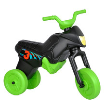 Balance Bike Enduro Maxi - Black-Green