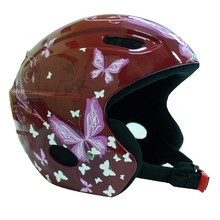 WORKER Meribel Helmet - Red