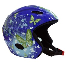 WORKER Meribel Helmet - Blue