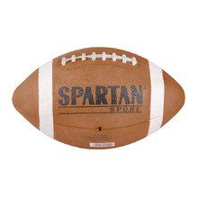 Spartan American Football Ball - Brown