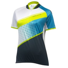 Women's Cycling Jersey Kellys Jody – Short Sleeve - Mint-Lime