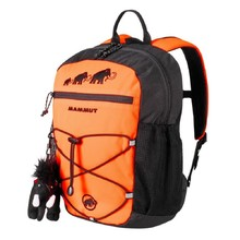 Children's Backpack MAMMUT First Zip 16 - Safety Orange-Black